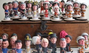 mini figurine 3D