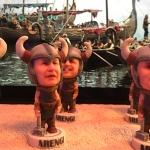 réalisation de figurines 3D