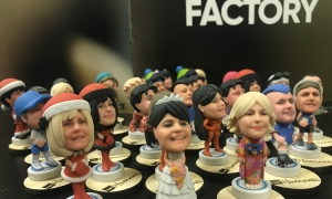 realisation de figurines 3D