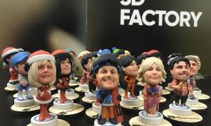 figurines 3D