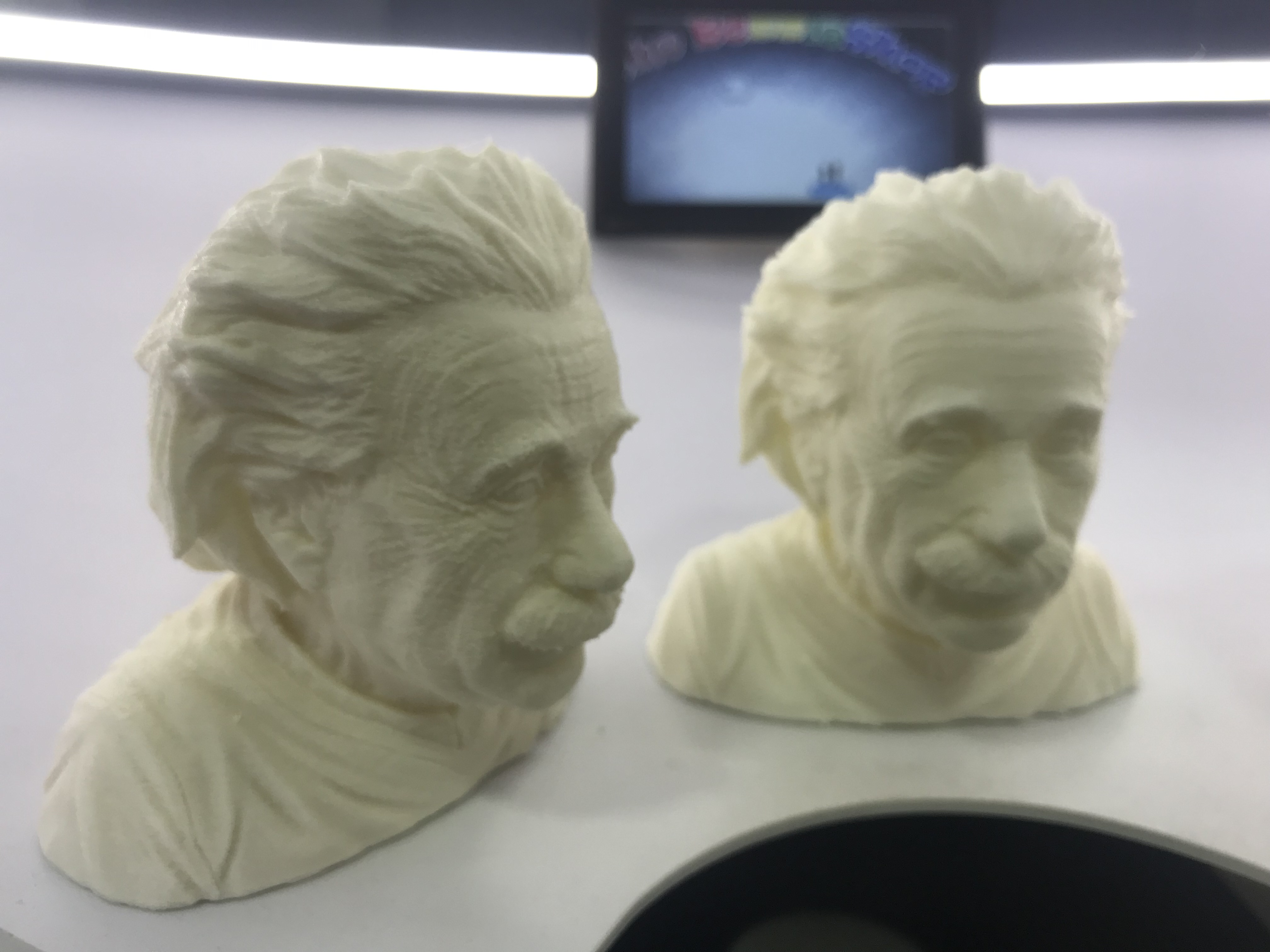 Animation 3D impression